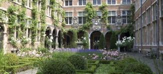 Plantin-Moretus tuin